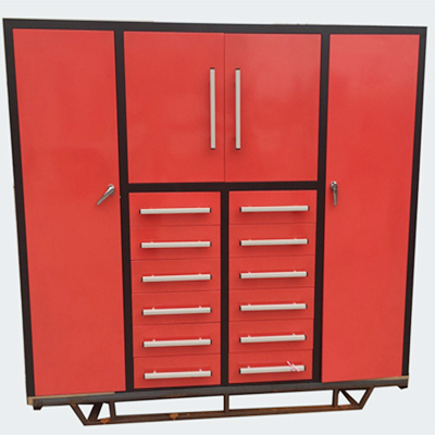 Metal Tool Storage Wardrobe Cabinet