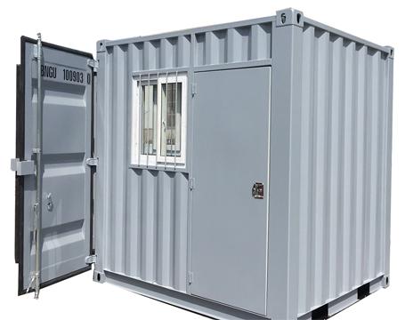 Mini Set Storage Container