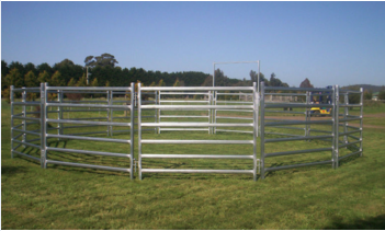 Cattle Corral Yard Panel