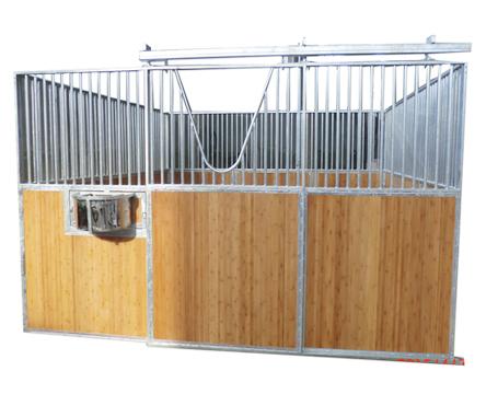 Galvanized Horse Stalls Barn Stables